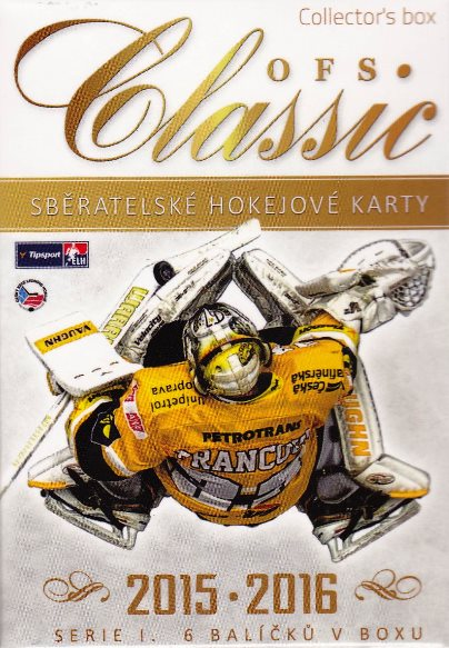 2015-16 OFS Classic Series 1 Hockey Collector´s Box