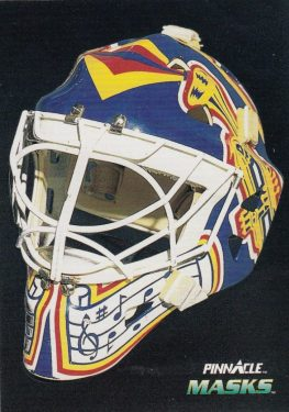 insert karta CURTIS JOSEPH 92-93 Pinnacle Masks číslo 264