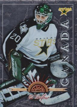 paralel karta ED BELFOUR 97-98 Leaf International číslo 87