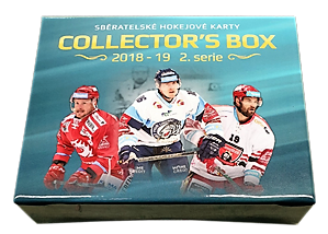 2018-19 OFS Classic Series 2 Hockey Collector´s Case