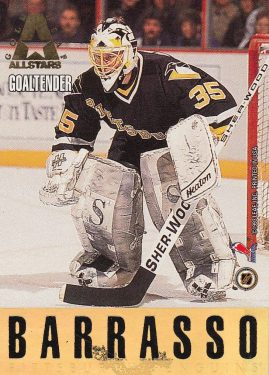 insert karta BARRASSO/ROY 93-94 Leaf Gold All Stars číslo 5 of 10