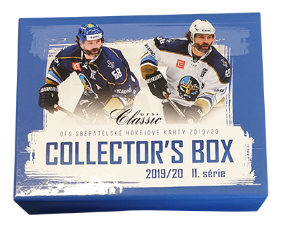 2019-20 OFS Classic Series 2 Hockey Collector´s Case + DÁREK