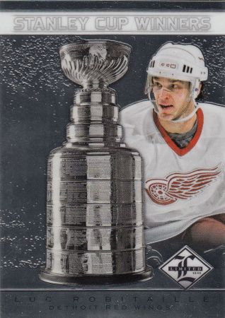 insert karta LUC ROBITAILLE 12-13 Limited Stanley Cup Winners /199