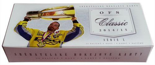 2014-15 OFS Classic Series 1 Hockey Hobby Box
