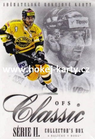 2014-15 OFS Classic Series 2 Hockey Collector´s Box
