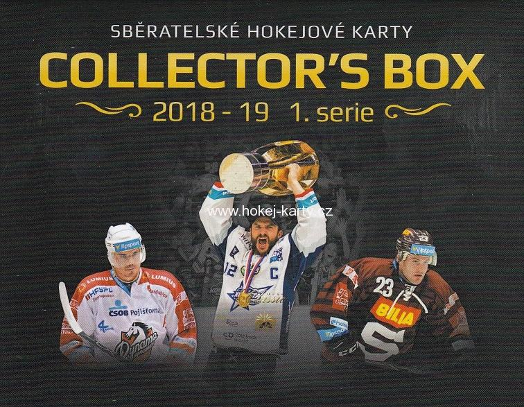 2018-19 OFS Classic Series 1 Hockey Collector´s Box