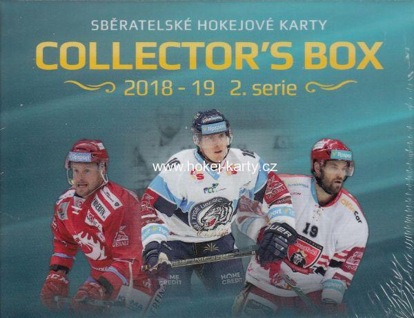 2018-19 OFS Classic Series 2 Hockey Collector´s Box