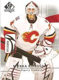 řadová karta MIIKKA KIPRUSOFF 08-09 SP Authentic