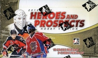 2010-11 ITG Heroes and Prospects HOBBY Box