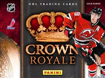 2010-11 PANINI Crown Royale Hobby Box