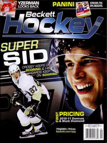 BECKETT Hockey Magazine únor 02/2011