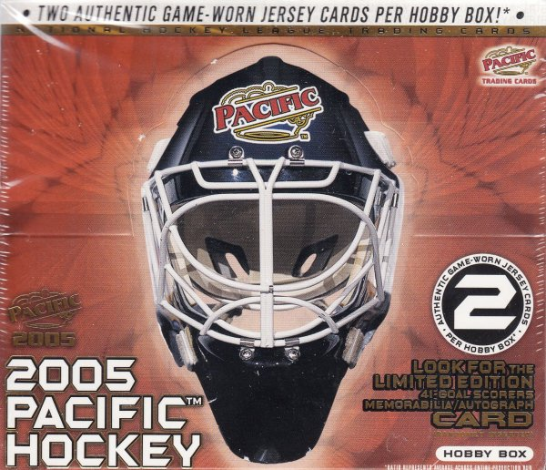 2004-05 Pacific Hockey HOBBY Box