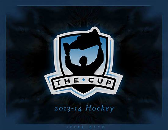 2013-14 UD The CUP Hockey Hobby Box