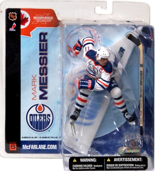 McFarlane figurka MARK MESSIER