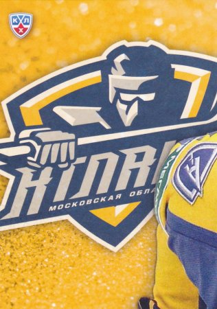 insert karta TEAM LOGO PUZZLE 14-15 KHL The League Finest číslo PUZ-028