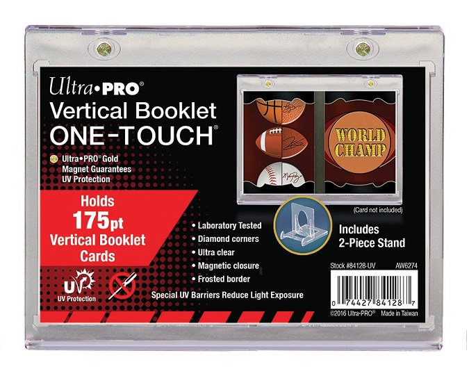 One Touch Holder Double Booklet  Vertical magn. pouzdro 175pt