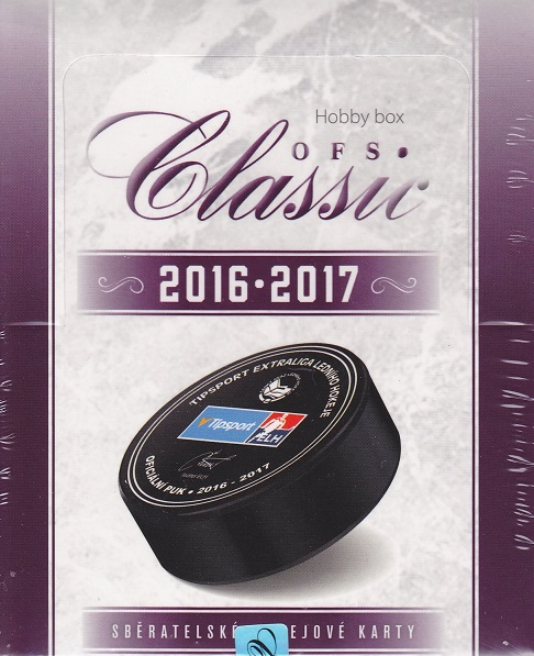 2016-17 OFS Classic Series 1 Hockey HOBBY Box