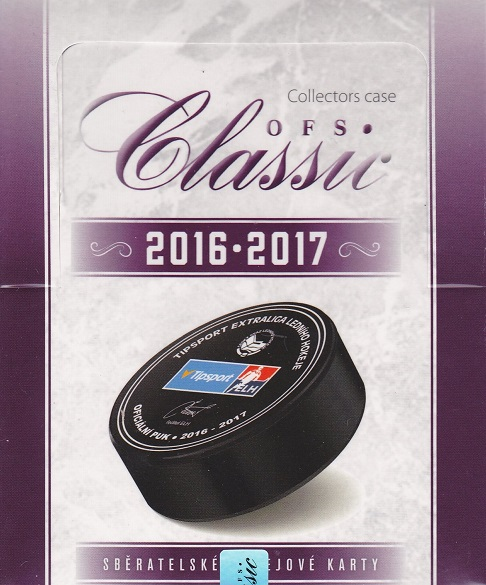 2016-17 OFS Classic Series 1 Hockey Collector´s Case