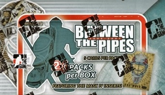 2006-07 ITG Between the Pipes HOBBY Box