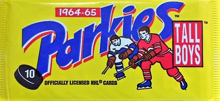 1994-95 Parkhurst Parkies 64/65 Tall Boys Hockey Hobby Balíček