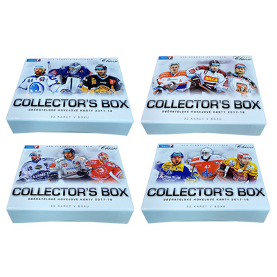 2017-18 OFS Classic Series 1 Hockey Collector´s Case