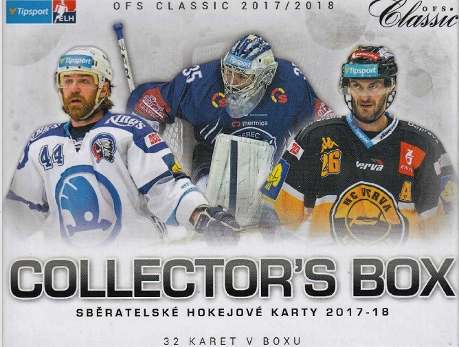 2017-18 OFS Classic Series 2 Hockey Collector´s Box