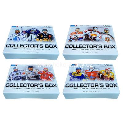 2017-18 OFS Classic Series 2 Hockey Collector´s Case