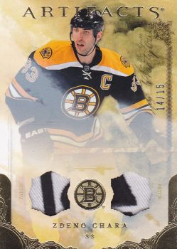 patch karta ZDENO CHÁRA 10-11 Artifacts Patches Gold /15