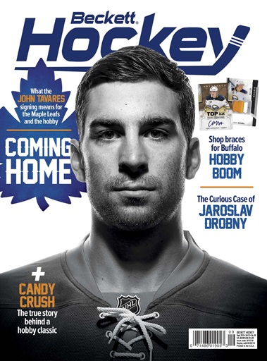 BECKETT Hockey Magazine 09/2018