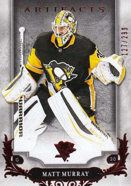 paralel karta MATT MURRAY 18-19 Artifacts Ruby /299