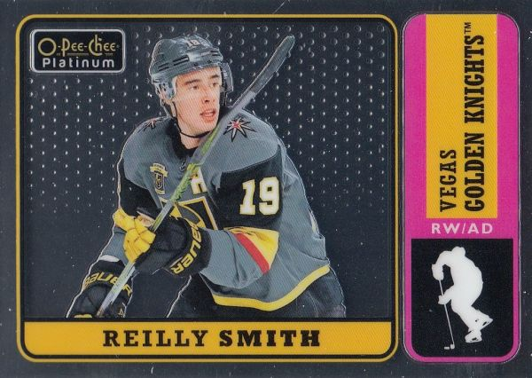 paralel karta REILLY SMITH 18-19 OPC Platinum Retro číslo R-31