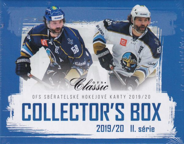 2019-20 OFS Classic Series 2 Hockey Collector´s Box