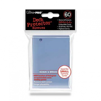 Obaly na karty Small Deck Protector Sleeves (50 ks)