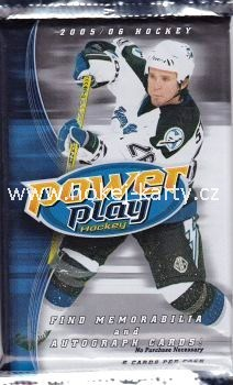 2005-06 UD Power Play Hockey Balíček