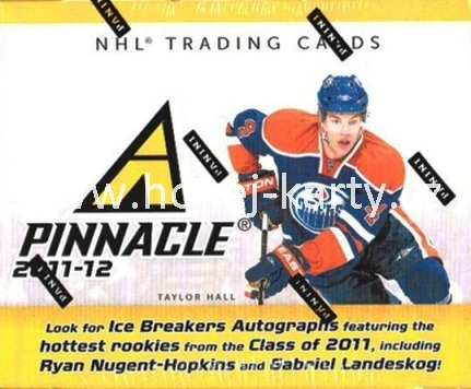 2011-12 PANINI Pinnacle Hockey Hobby Box