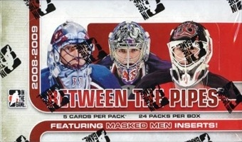 2008-09 ITG Between the Pipes HOBBY Box