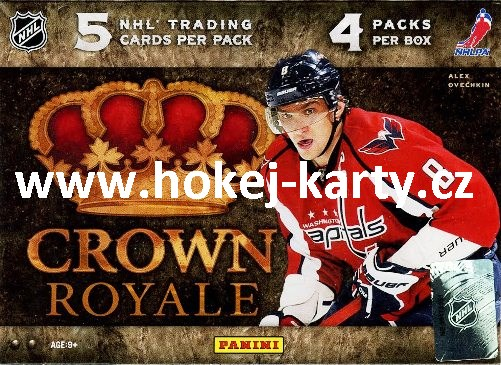 2011-12 PANINI Crown Royale Hobby Box