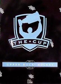 2011-12 UD The CUP Hockey Hobby Box