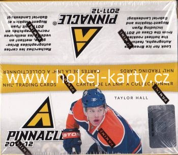 2011-12 PANINI Pinnacle Hockey Retail Box