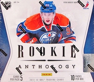 2011-12 PANINI Rookie Anthology Hobby Box