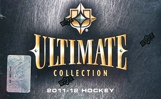 2011-12 UD Ultimate Hockey Hobby Box
