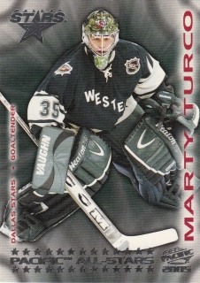insert karta MARTY TURCO 04-05 Pacific All-Stars číslo 6