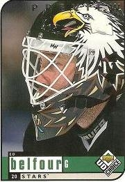 paralel karta ED BELFOUR 98-99 UD Choice Preview číslo 63