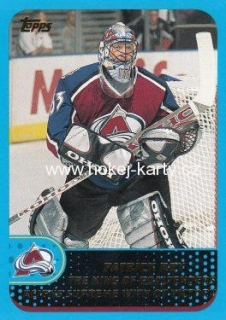 insert karta PATRICK ROY 01-02 Topps The King of Goaltenders číslo 324