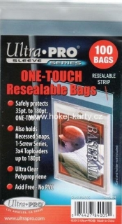 Obaly One Touch Resealable Bags (100 ks)