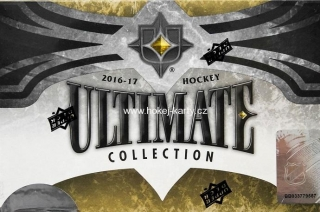 2016-17 UD Ultimate Hockey Hobby Box