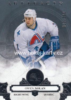 insert karta OWEN NOLAN 17-18 Artifacts Legends /599