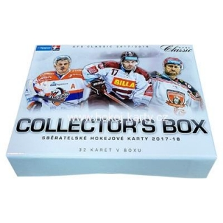 2017-18 OFS Classic Series 1 Hockey Collector´s Box