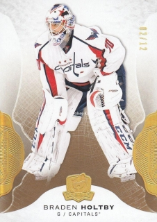 paralel karta BRADEN HOLTBY 16-17 UD The Cup Gold Spectrum /12