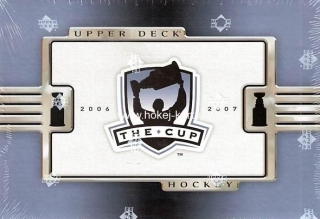 2006-07 UD The CUP Hockey Hobby Box